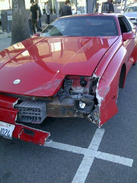 Ferrari Fighter? 1987 Pontiac Tojan Firebird