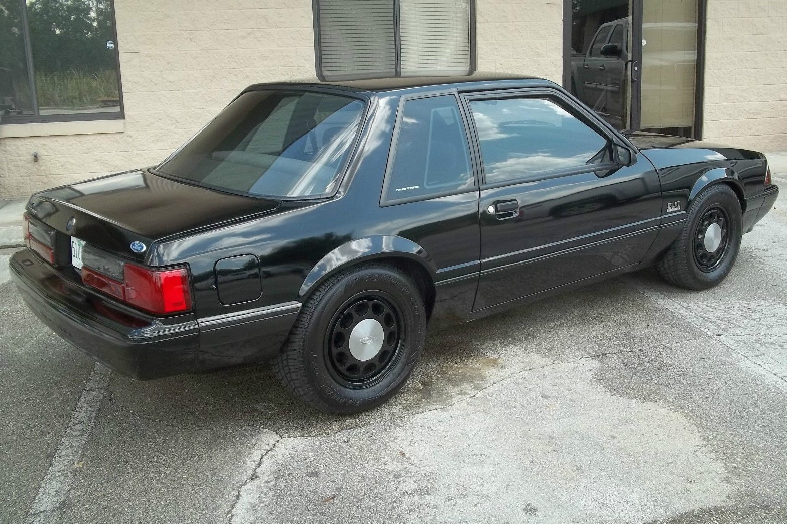 Cop Components 1989 Ford Mustang Ssp