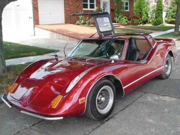 070116 Barn Finds - 1972 Bradley GT - 1