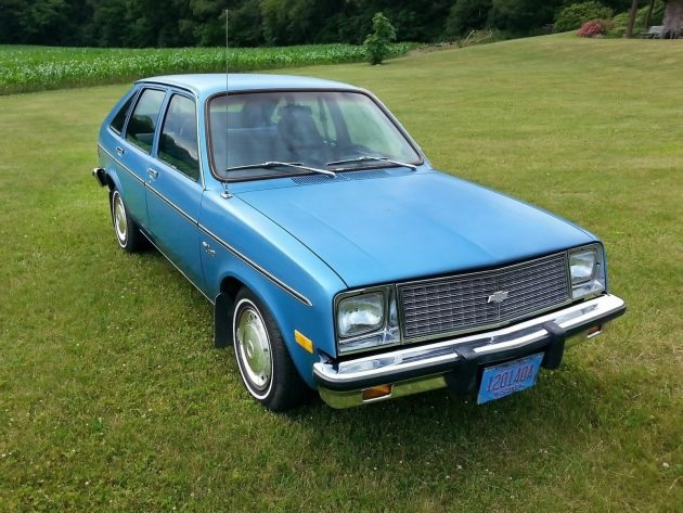 070616 Barn Finds - 1980 Chevrolet Chevette - 1