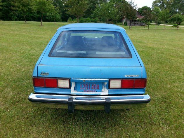 070616 Barn Finds - 1980 Chevrolet Chevette - 3