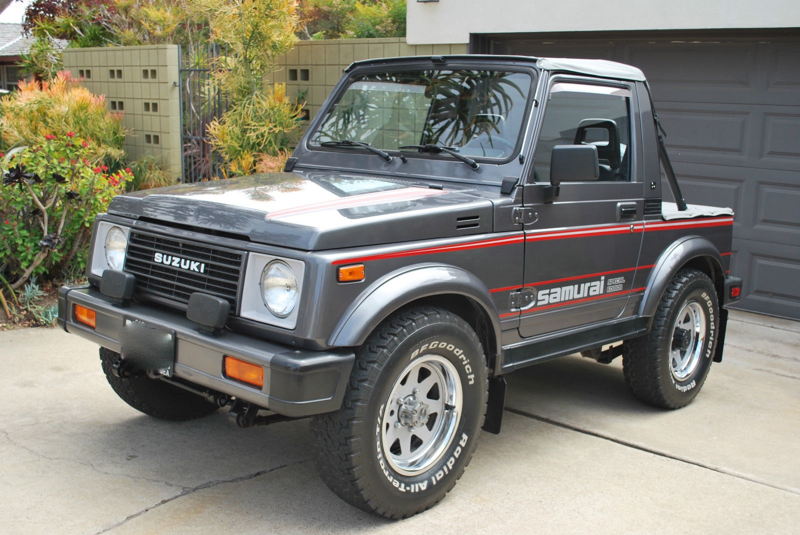 Trail-Tested Time Machine: 1987 Suzuki Samurai JX SE