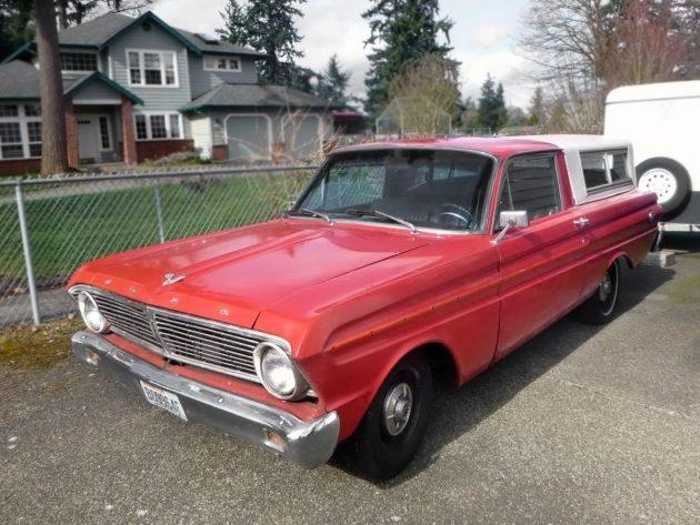 070816 Barn Finds - 1965 Ford Ranchero - 1