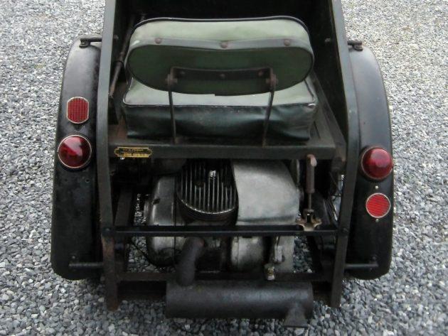 070916 Barn Finds - 1956 Poirier Voiturette XW5 Monoto - 4