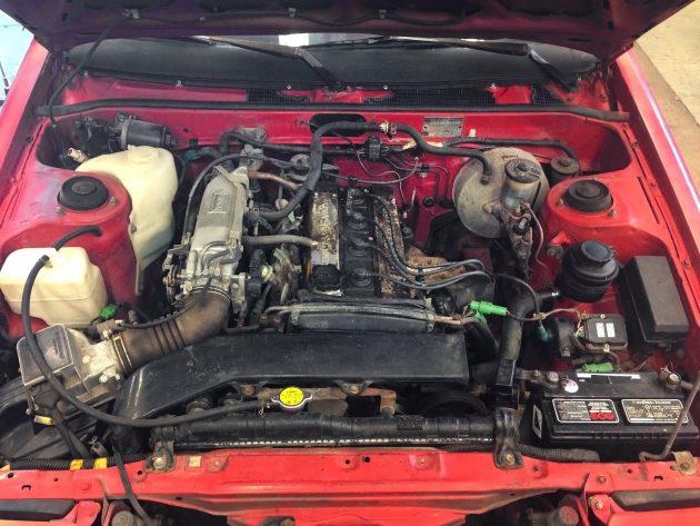 070916 Barn Finds - 1985 Toyota Corolla Sport GTS - 5