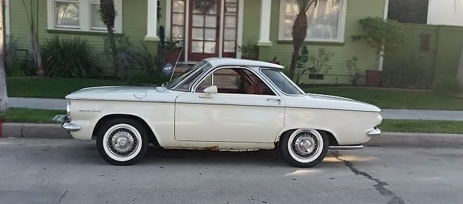 Automobile Brands Of The Past 1960 Chevrolet Corvair 700