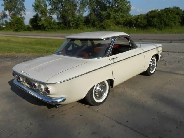 071216 Barn Finds - 1960 Chevrolet Corvair - 2