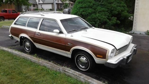 071216 Barn Finds - 1974 Ford Pinto Esquire Wagon - 1