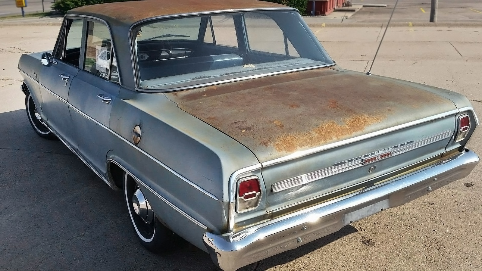 All Chevy chevy 2 2 : All Chevy » 1964 Chevy 2 - Old Chevy Photos Collection, All Makes ...
