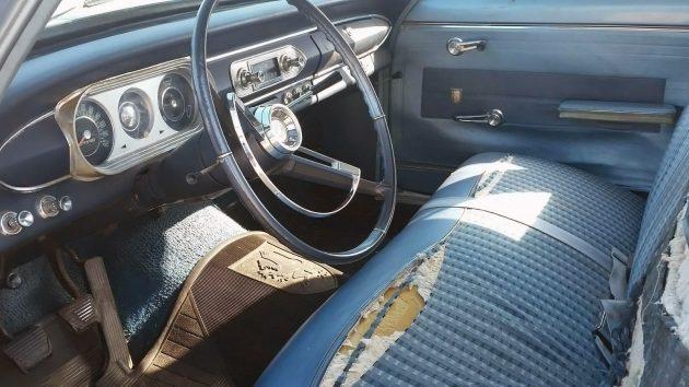 071516 Barn Finds - 1964 Chevrolet Chevy II Nova 400- 4