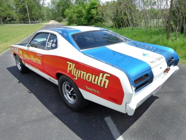 071516 Barn Finds - 1970 Plymouth Duster Tribute- 2