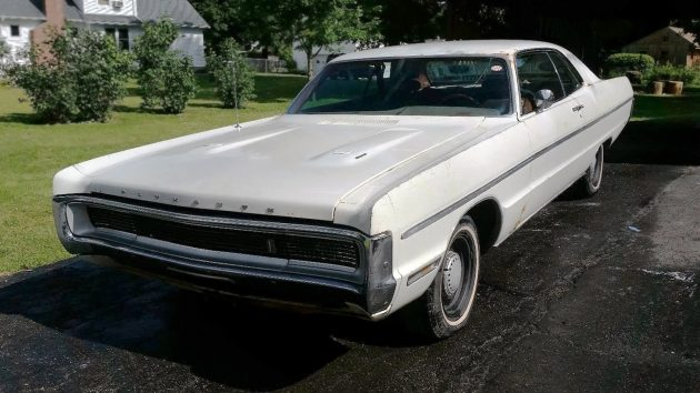 Project Plymouth 1970 Plymouth Sport Fury