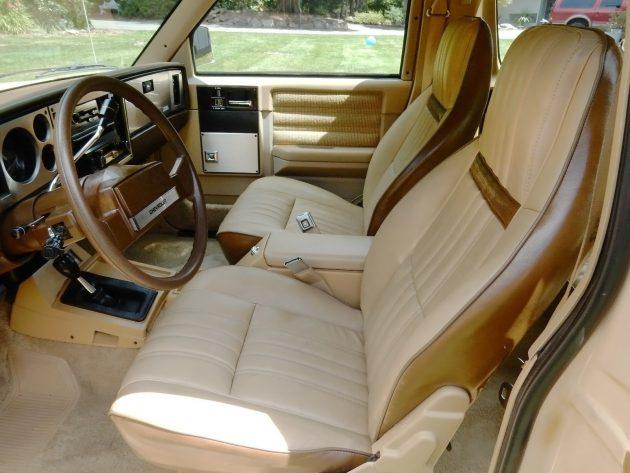 071516 Barn Finds - 1983 Chevrolet Blazer S10- 4