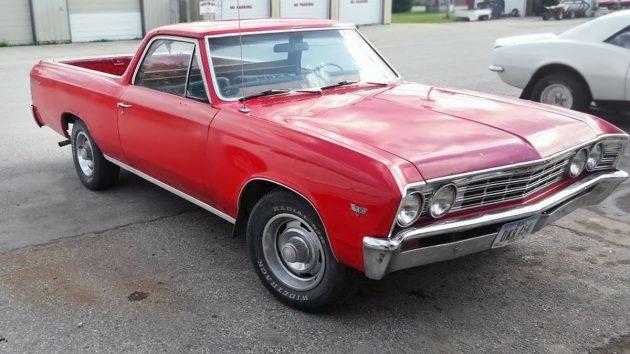 071616 Barn Finds - 1967 Chevrolet El Camino- 1