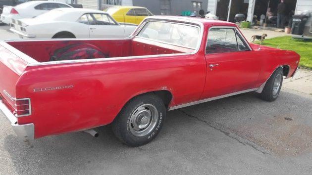 071616 Barn Finds - 1967 Chevrolet El Camino- 2