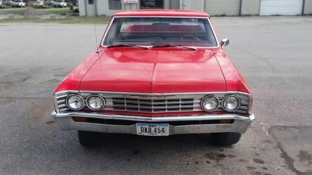 071616 Barn Finds - 1967 Chevrolet El Camino- 5