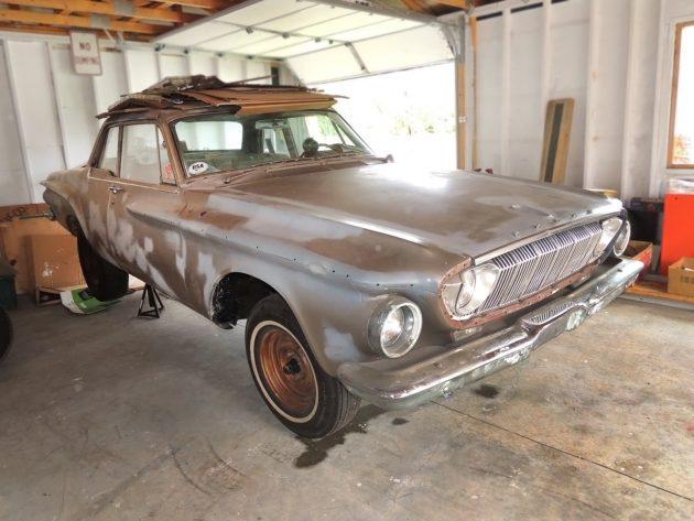 071716 Barn Finds - 1962 Dodge Dart 330 - 1