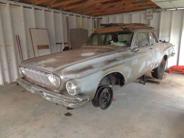 071716 Barn Finds - 1962 Dodge Dart 330 - 2
