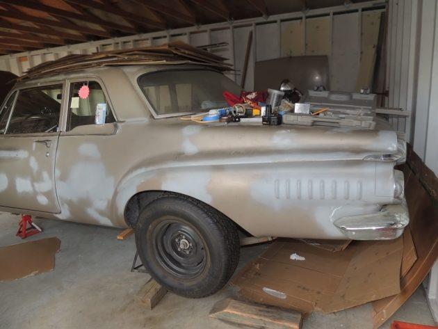 071716 Barn Finds - 1962 Dodge Dart 330 - 3