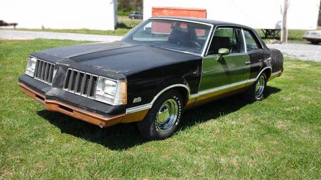 071716 Barn Finds - 1979 Pontiac Grand Am - 3