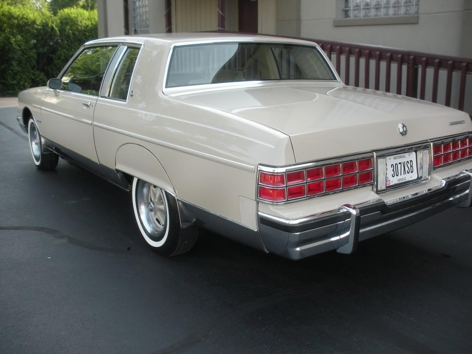 9 072 Original Miles 1981 Pontiac Bonneville