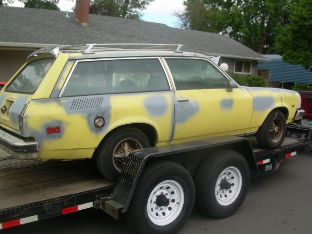 071816 Barn Finds - 1976 Chevrolet Vega GT Wagon - 2