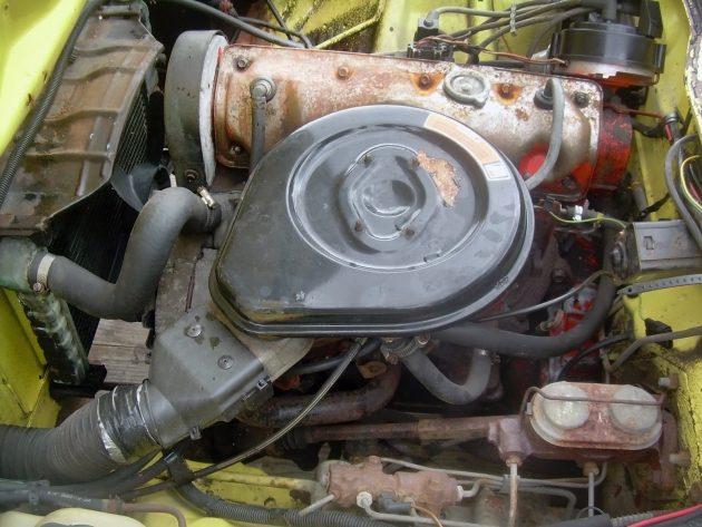 071816 Barn Finds - 1976 Chevrolet Vega GT Wagon - 4