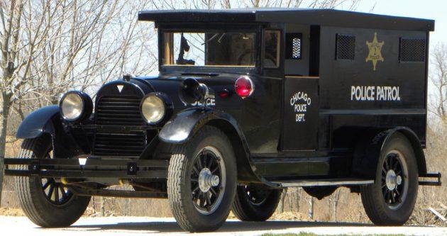 072016 Barn Finds - 1923 Hudson Super 6 Paddy Wagon - 1
