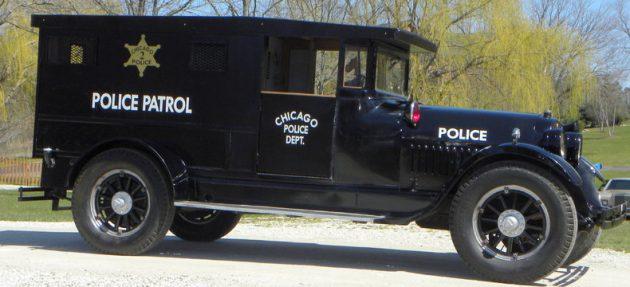 072016 Barn Finds - 1923 Hudson Super 6 Paddy Wagon - 3