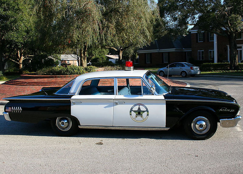 Fitting Tribute 1960 Ford Fairlane 500
