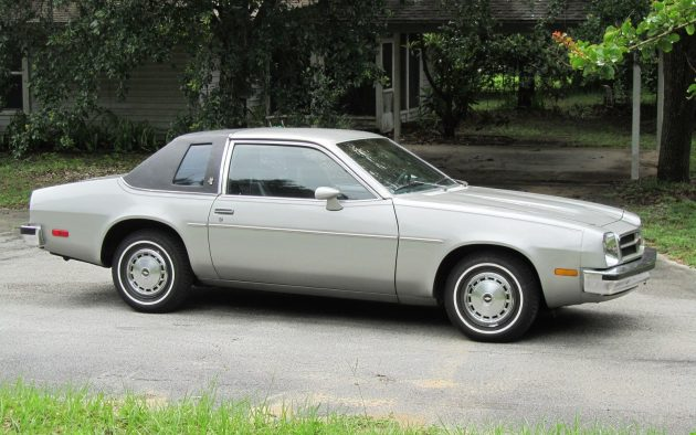 072816 Barn Finds - 1980 Chevrolet Monza Towne Coupe - 1