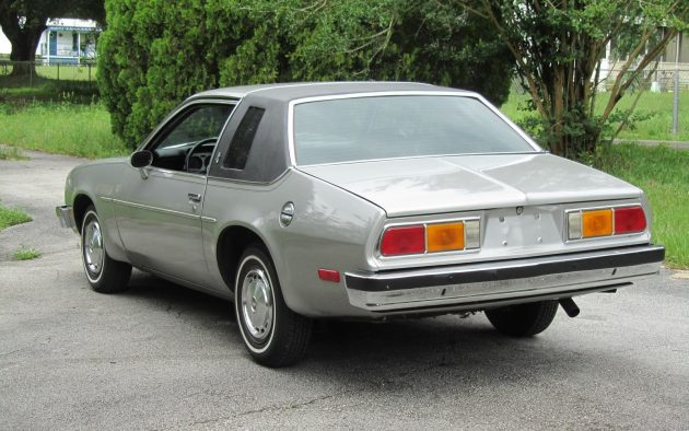 072816 Barn Finds - 1980 Chevrolet Monza Towne Coupe - 2