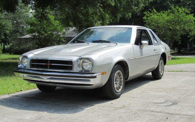 072816 Barn Finds - 1980 Chevrolet Monza Towne Coupe - 3