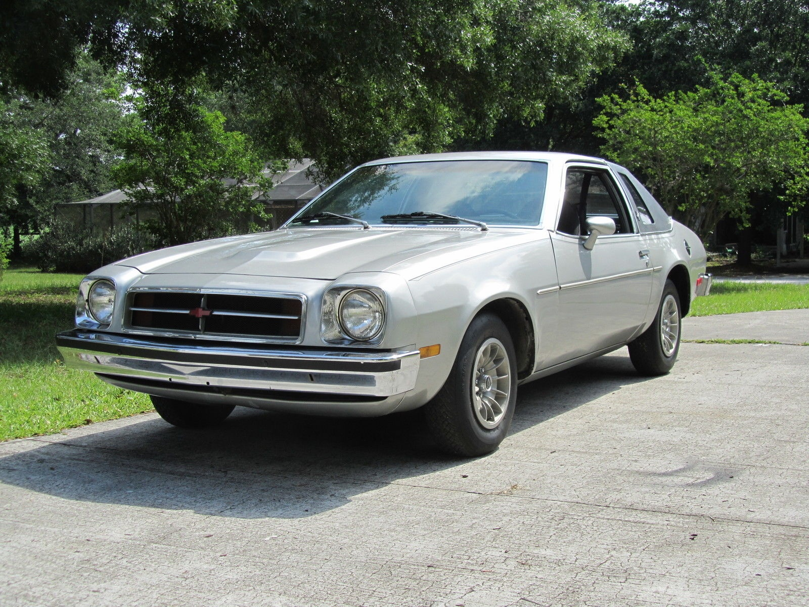 $3,500 Monza: 1980 Chevrolet Monza Towne Coupe