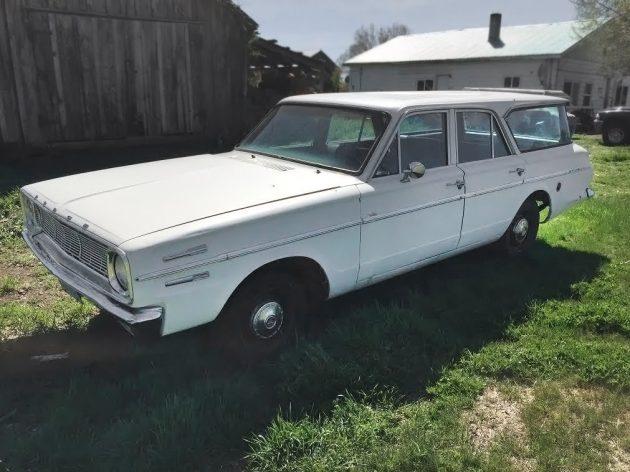 073116 Barn Finds - 1966 Dodge Dart 270 Wagon - 2