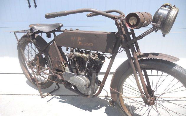 1913 Harley-Davidson 9E