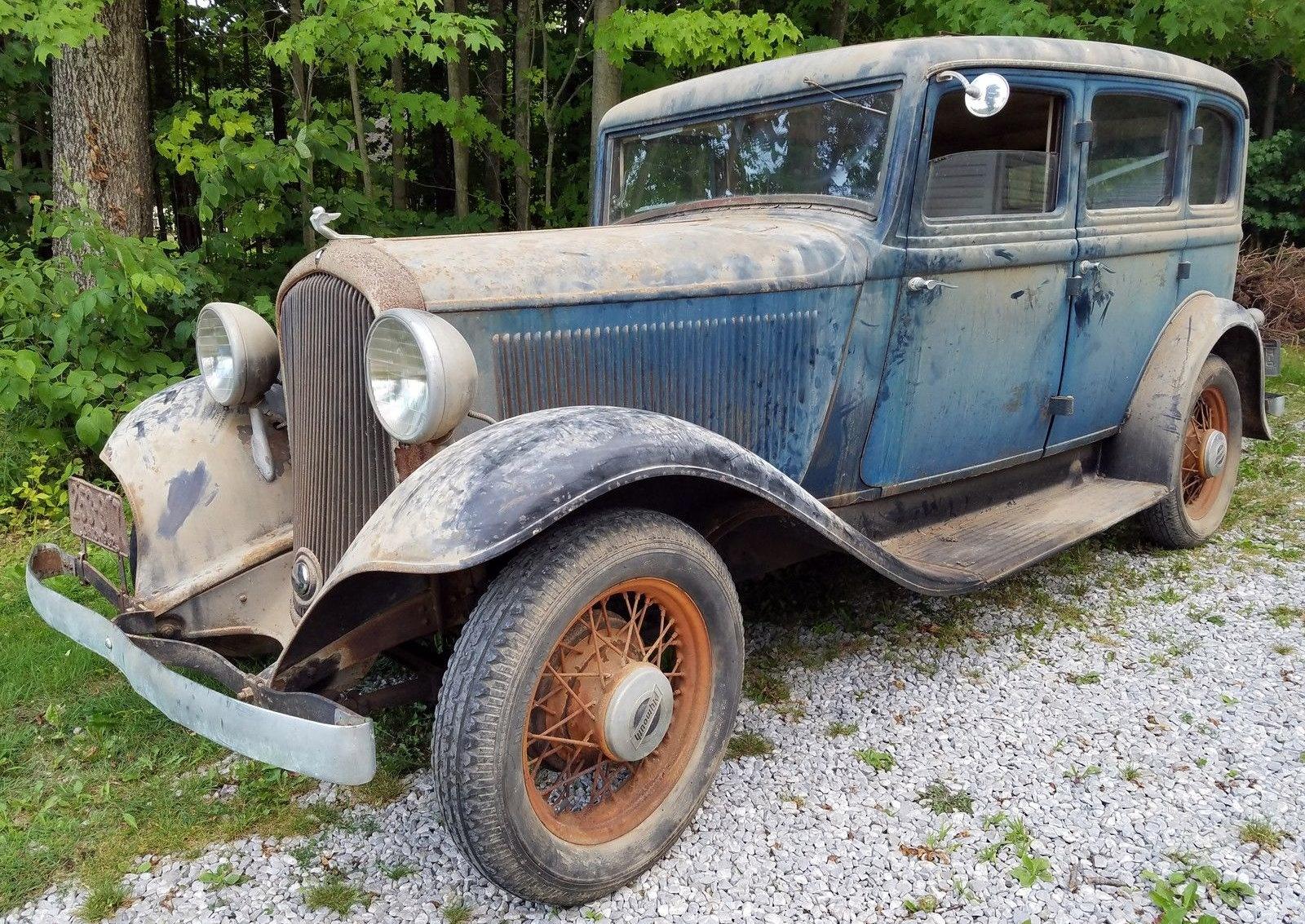 84 Years Original: 1932 Plymouth