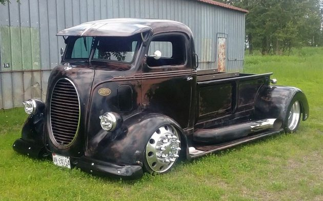 1934 Ford Cab Over Custom