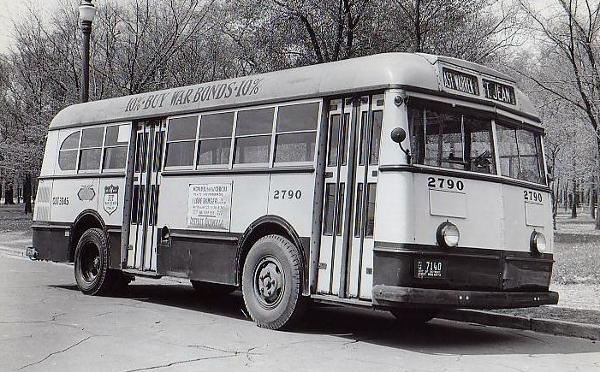 Orange & Black Bus 1950's | Retro bus, Old school bus, Bus |Photos Old City Buses 1950