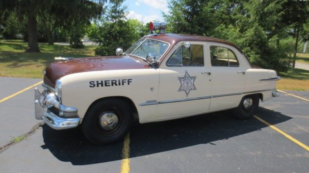 1951 Ford Sheriff's Car