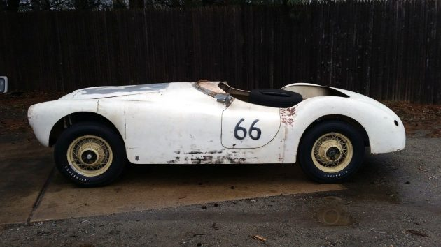 1952 Mystery Racer