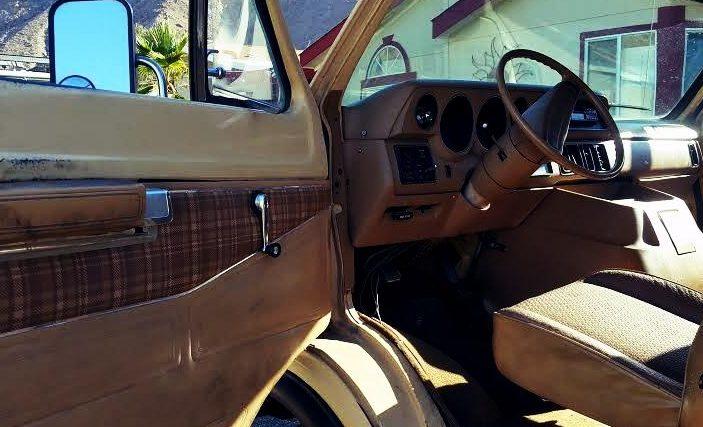 4X4 Van For Sale >> One of 700: 1979 Dodge Wrangler 4x4 Van