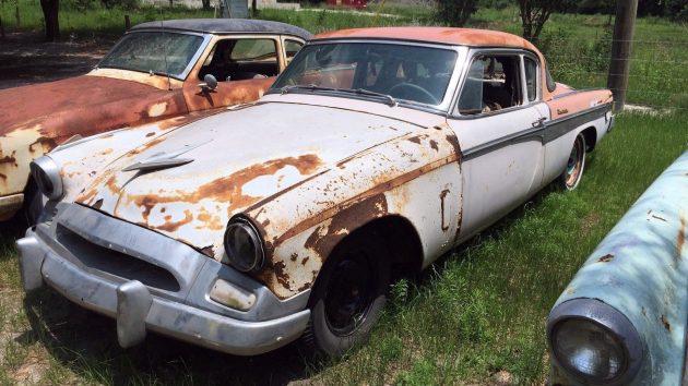 1955 Studebaker Presidential Coupe