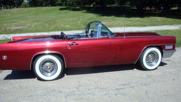 1956 Eldobird Convertible
