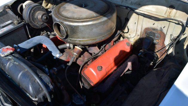 1956 Ford Fairlane Engine