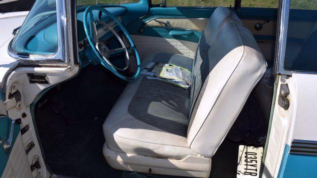 1956 Ford Fairlane Interior