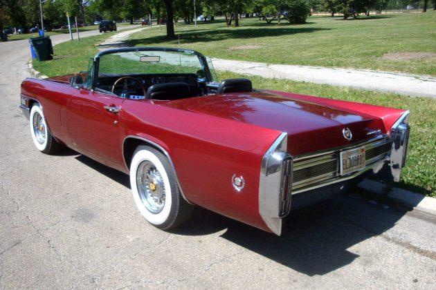 1956 Thunderado Convertible