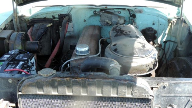 1957 Chevrolet 150 Engine