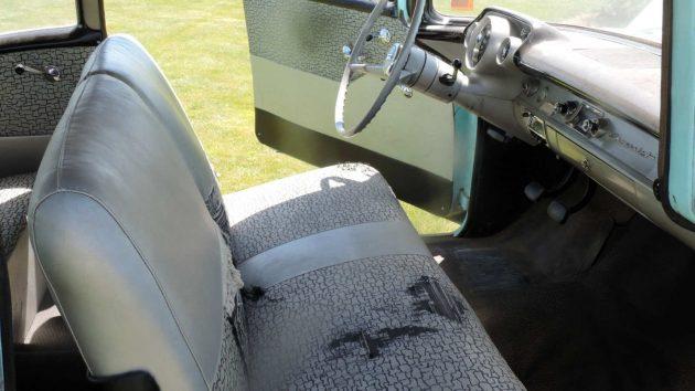 1957 Chevrolet 150 Interior