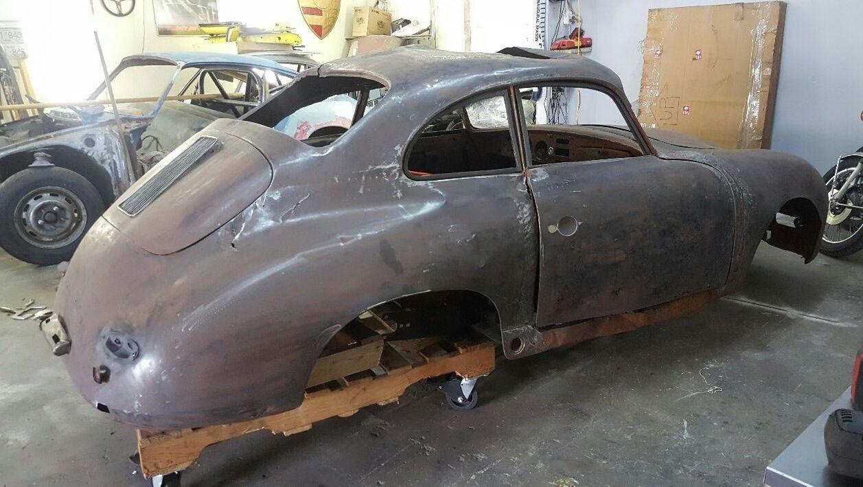 1957 Porsche 356A Project